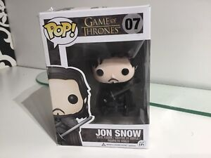 Game of Thrones Jon Snow Funko POP
