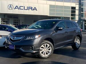 2016 Acura RDX TECH | 1OWNER | NOACCIDENTS | NEWBRAKES |