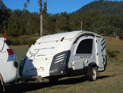 Bolwell Edge RV   Off-road tourer Cleveland Redland Area Preview