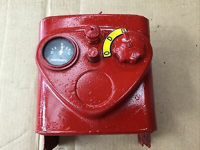 Farmall Ih C Tractor Box Amp Gauge Light Switch Pull Start Dashboard