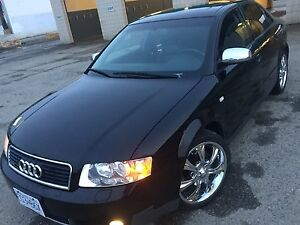 Audi A4 Turbo All wheel drive With service records
