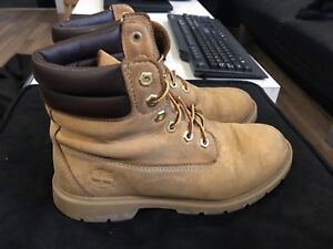 Timberland boots (used) size 8