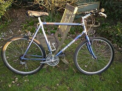 Claud Butler mens mountain bike for restoration, 21 gear hand built bicycle used