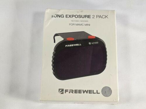 Freewell Long Exposure Filter Kit for DJI Mavic Mini/Mini 2 Drone, 2-Pack