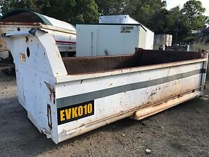 Steel tipper body Yatala Gold Coast North Preview