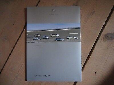 Mercedes-Benz IAA FRANKFURT 2007 -Exclusive Edition für Sammler-