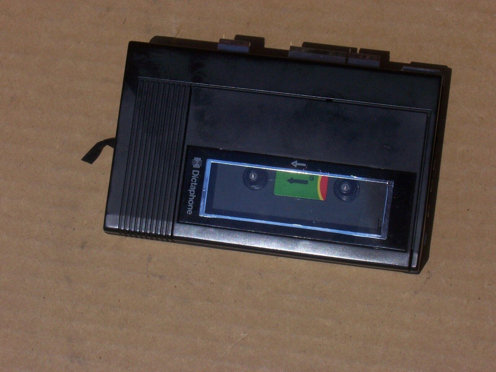 Dictaphone 2240 Standard Cassette  Portable Handheld Recorder/Dictator