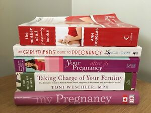 Pregnancy books!