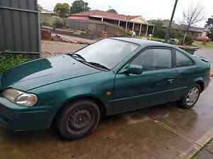 1997 Toyota Paseo Coupe Blakeview Playford Area Preview