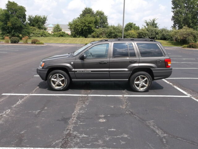 2004 Jeep Grand Cherokee  For Sale