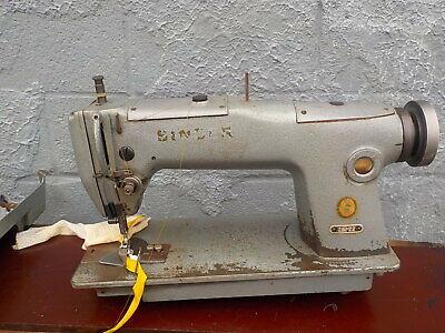 Industrial Sewing Machine Singer 281-22one Needleneedle Feed -leather