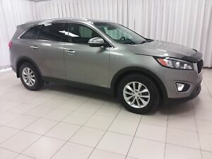 2017 Kia Sorento GDI AWD SUV. LX TURBO WITH LOW KILOMETERS !! w/