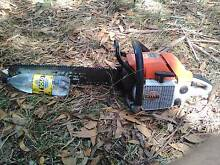 STIHL CHAINSAW -042AV electronic Modbury Tea Tree Gully Area Preview