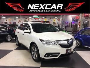 2015 Acura MDX SH-AWD 7PASSENGERS LEATHER SUNROOF REAR CAMERA 95