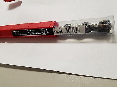 1 Te-cx Hilti 10 Inch Long Concrete Hammer Drill Bit Sds 78 426829