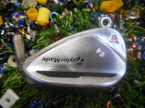 Taylormade TOUR ISSUE Milled Grind 2 54.11° SB 97BQX0PNNF  CA initials RAW FACE