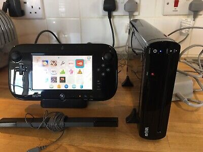 NINTENDO WII U Model WUP-101 32 GB. Only Used Once.