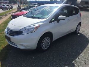 2015 NISSAN VERSA NOTE FULLY LOADED!
