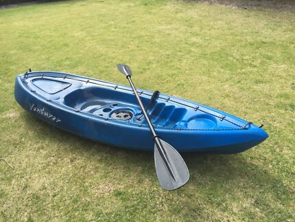 Venturer sit on kayak with adjustable paddle Dunsborough Busselton Area Preview