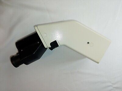 Nikon Diaphot Inverted Microscope Binocular Head Tube Assembly No Eyepieces