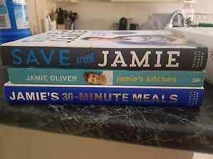 Cook books - jamie oliver Athol Park Charles Sturt Area Preview