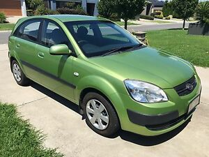 2007 Kia Rio for swap Sale Wellington Area Preview