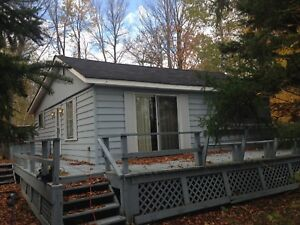 Cottage in beautiful Miller Lake, ON