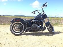 "Harley Davidson softail 2012 103"" Elanora Gold Coast South Preview"