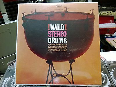 Wild Stereo Drums Tri Fi Drums Billy Mays Orchestra Wabc Dan Ingram Theme  Ss