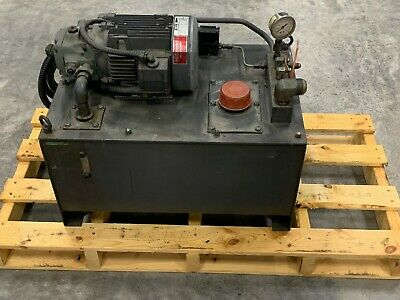 Nachi Hydraulic Power Supply Mazak M5