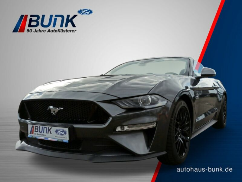 Ford Mustang GT Convertible 5,0l V8 *-13%
