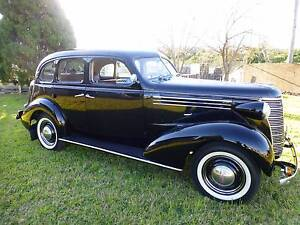 1938 Chevrolet MASTER DELUXE - 6cyl MANUAL  FULL NSW REGO Unanderra Wollongong Area Preview