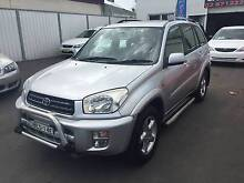 2001 Toyota RAV4 Wagon AUTOMATIC COMES WITH 3 MONTHS REGO Smithfield Parramatta Area Preview