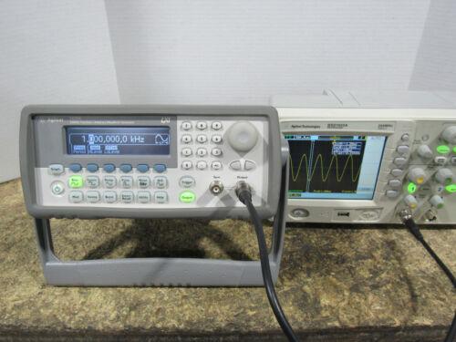 Agilent 33220A 20MHz Digital Benchtop Function/Arbitrary Waveform Generator