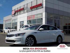 2016 Kia Optima EX TOIT PANORAMIQUE + CUIR BEIGE