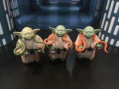 Vintage Star Wars Yoda Orange Snake Restoration Kit - G30049