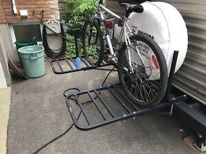 4 bike Rv bike rack, carrier swagman