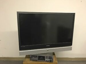 50inch dlp hd tv for sale
