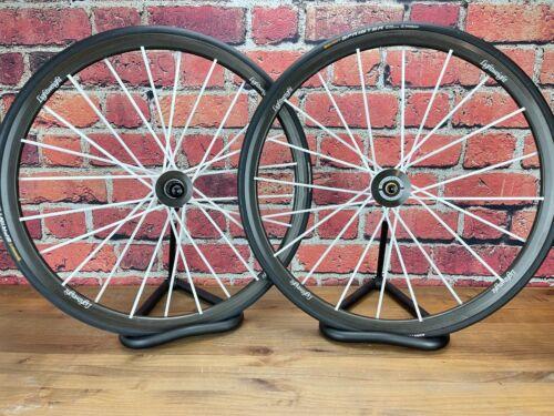 1100g Lightweight Ventoux/Gipfelsturm Special Edition Weiss Tubular Wheelset