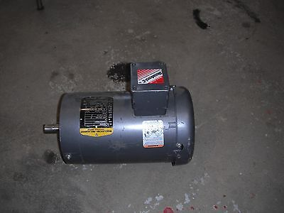 Baldor Standard-efficient 2hp Industrial Motor