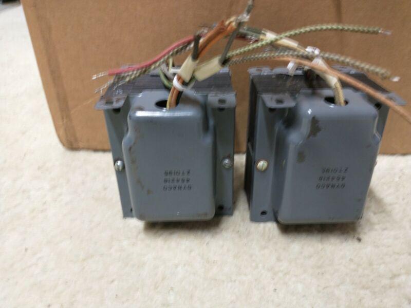 2 Dynaco 454216/ZTO195 Output Transformers (Good)