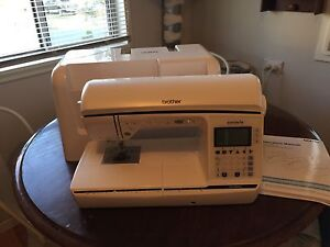 Brother Professional Sewing Machine Queanbeyan Queanbeyan Area Preview