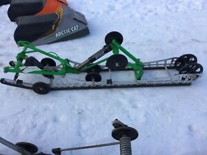 PARTING OUT ARCTIC Cat M SERIES RAILS AND MORE