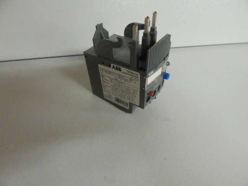 ABB TF42-13 1SAZ721201R1045 Thermal Overload Relay