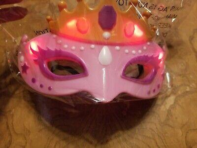 Dressing Up For Mardi Gras (Light-up mask Princess Fun Mask for Party, Costume,  Mardi Gras, Dress up,)