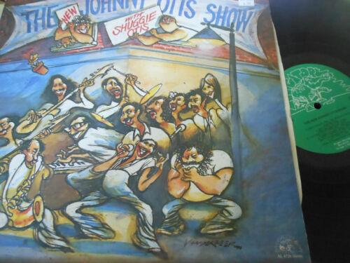 The New Johnny Otis Show* With Shuggie Otis   Alligator Records –AL 4726  1981