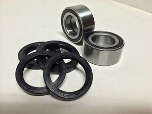 Honda-Foreman-TRX-450-Front-Wheel-Bearings-Seals-To-Do-Both-Sides-Two-Kits