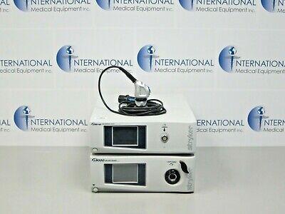 Stryker 1288 Camera Whead Coupler Stryker L9000 Light Source Endoscopy