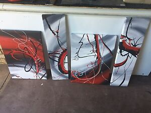 Canvas paintings Leda Kwinana Area Preview