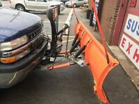 ARCTIC 7.5  POWER ANGLE SNOW PLOW London Ontario Preview
